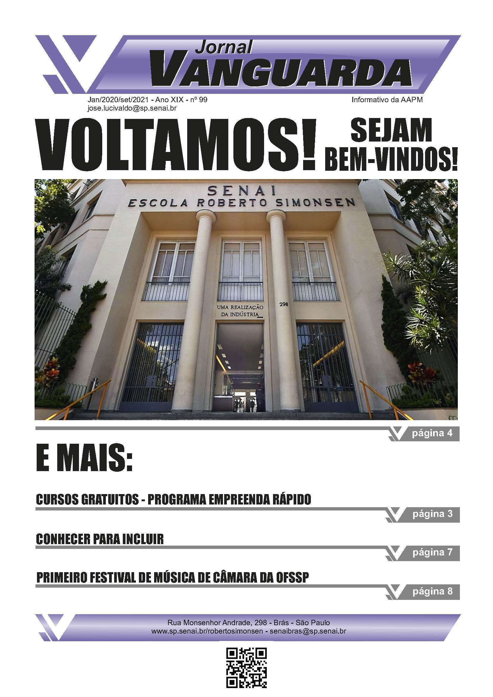 Jornal Vanguarda n.99